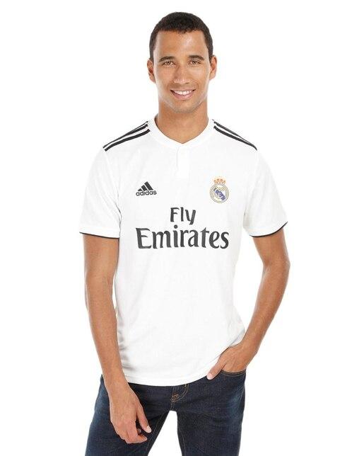 Jersey Adidas Réplica Club Real Madrid Local para caballero 31c8246856a1b