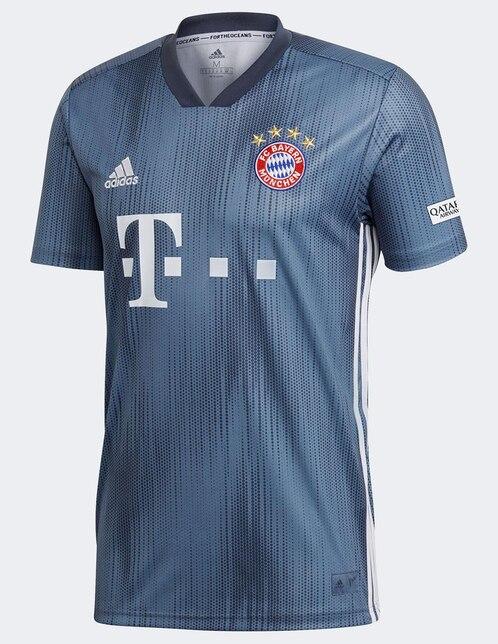 711f1dedea423 Jersey Adidas Réplica FC Bayern München Tercer Equipo para caballero