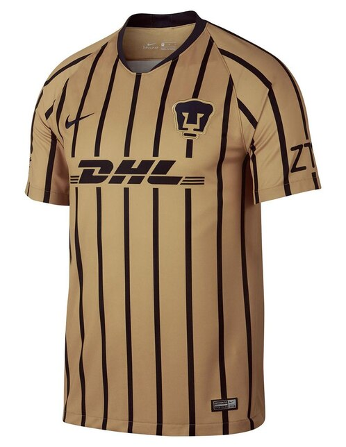 Jersey Nike Réplica Pumas de la UNAM Visitante para caballero d20214aaafa