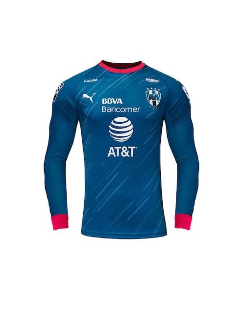 Jersey Puma Réplica Monterrey FC Visitante para caballero b5f37b5dafaed