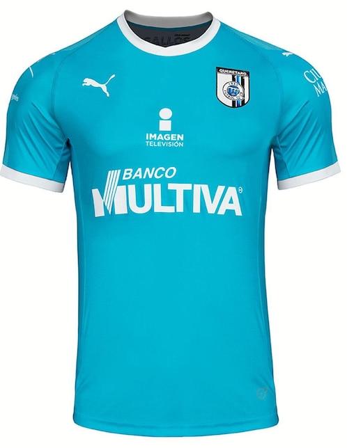Jersey Puma Réplica Querétaro FC Visitante para caballero 88205daac4408