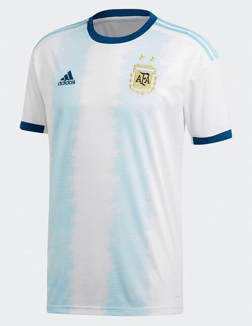 ef2d51a9356ef Jersey Adidas Réplica Selección de Argentina Local para caballero