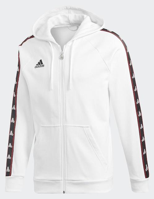 6cc758056dc9f Sudadera Adidas fútbol para caballero