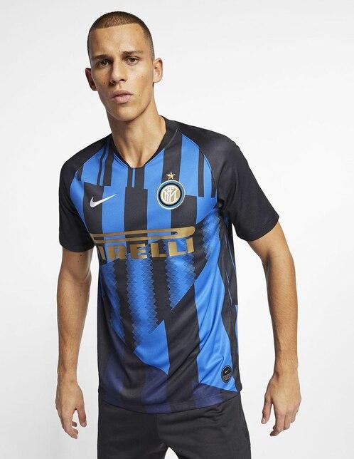 Jersey Nike Réplica Inter de Milán Local para caballero 1ce81c03b56a8