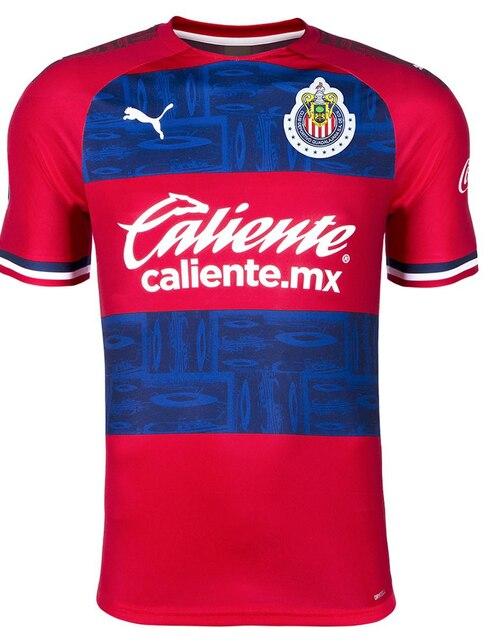 cb205b3544 Jersey Puma Jugador Chivas de Guadalajara Visitante para caballero