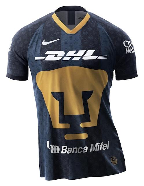 20b837fb6 Jersey Nike Réplica Pumas de la UNAM Visitante para caballero
