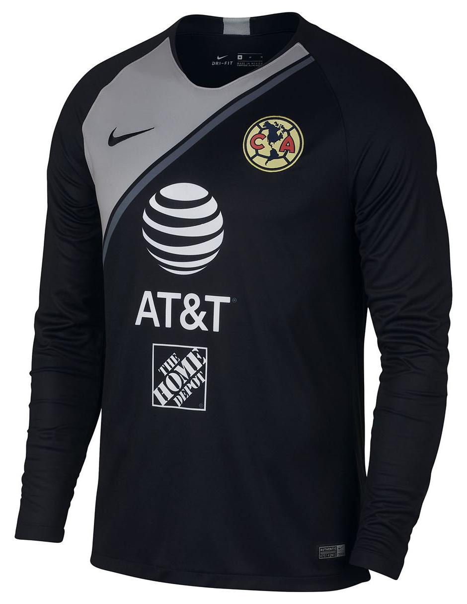 Jersey Nike Réplica Club América Portero para caballero 12d520d275ea9