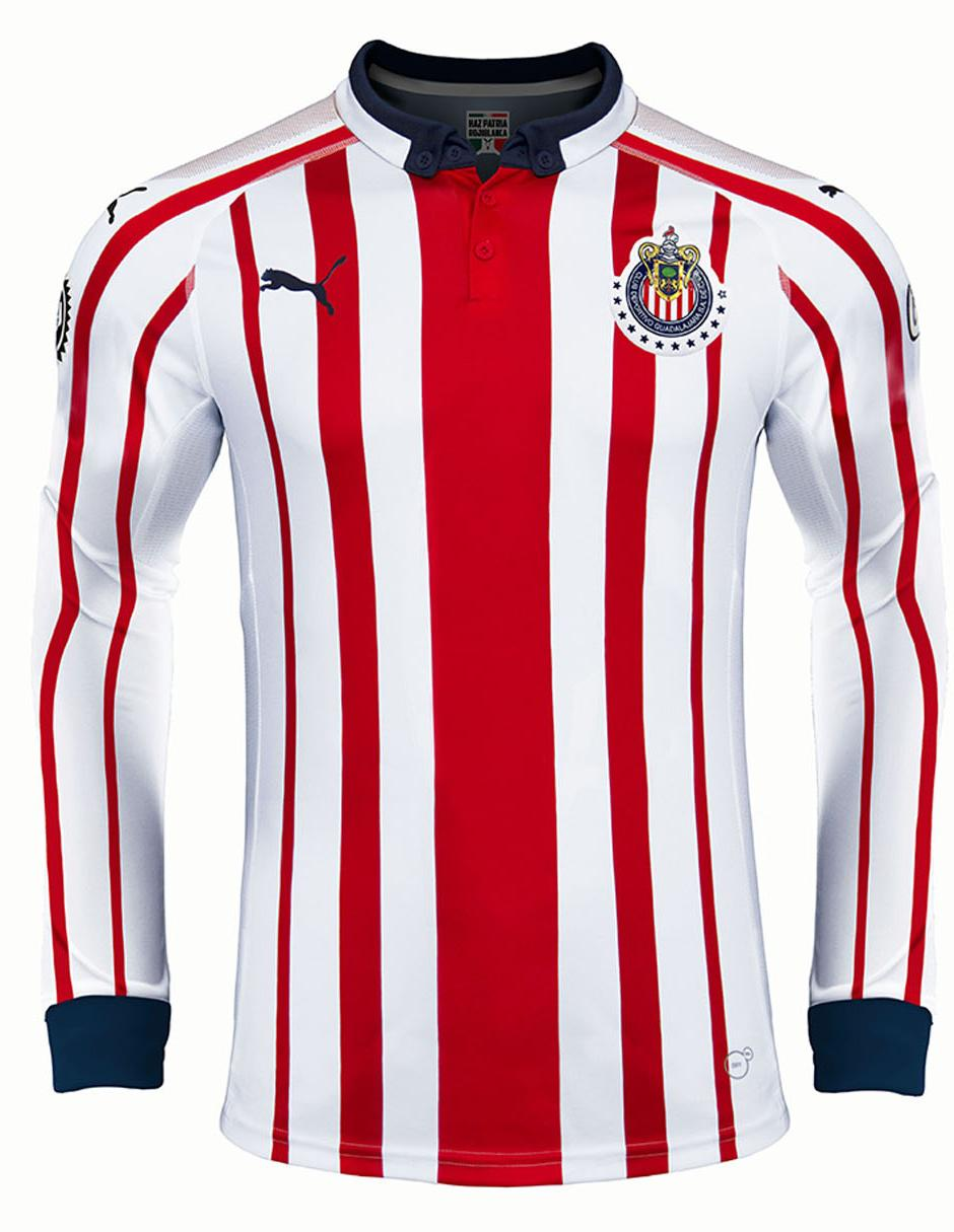 35bfba2fc Jersey Puma Réplica Chivas de Guadalajara Local para caballero