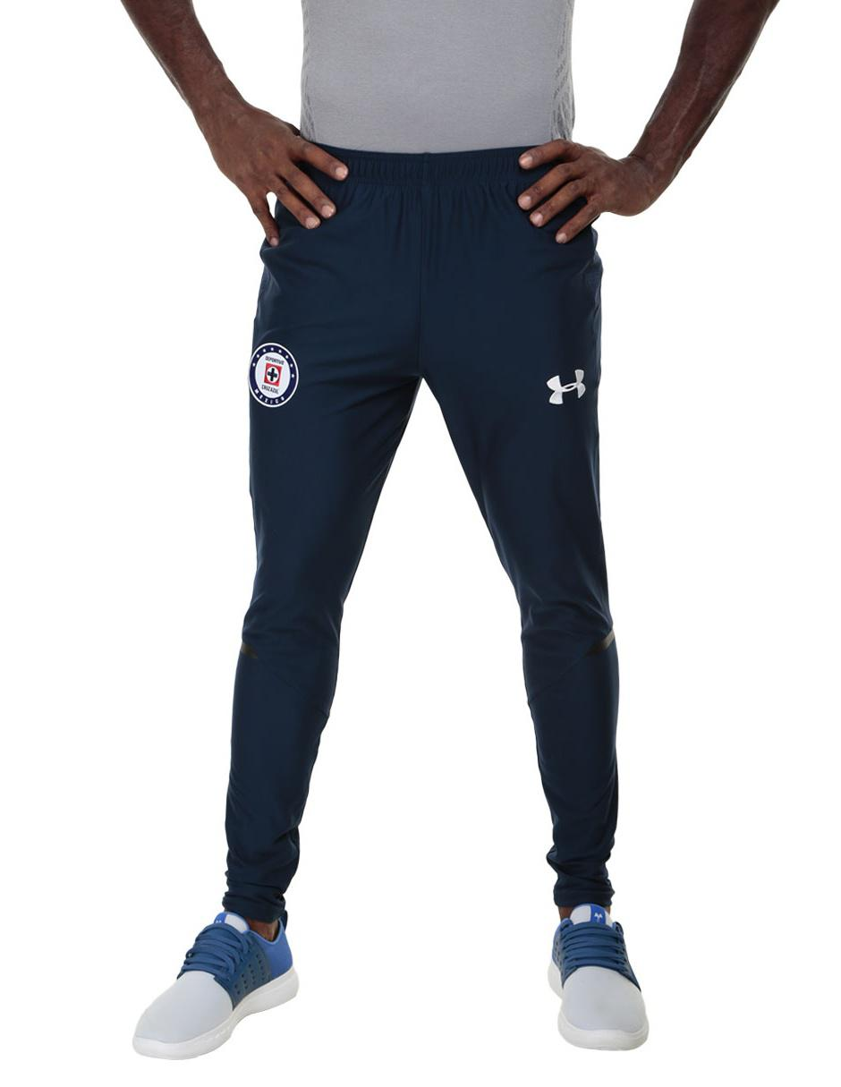 Pants Under Armour Cruz Azul FC poliéster fútbol para caballero 98d229b662047