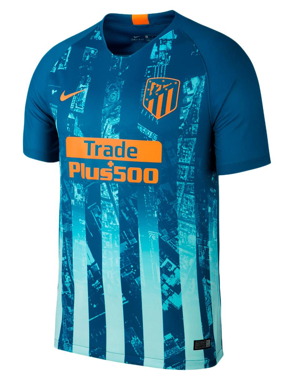 a77da327 Jersey Nike Réplica Club Atlético de Madrid Tercer equipo para caballero |  Liverpool es parte de MI vida
