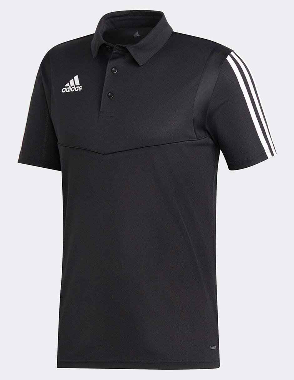 03703f53d8612 Playera polo Adidas fútbol para caballero