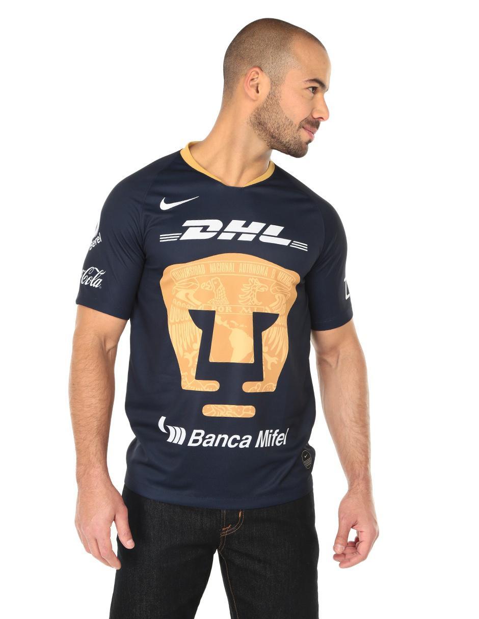 34e3477e Jersey Nike Réplica Pumas de la UNAM Tercer Equipo para caballero ...