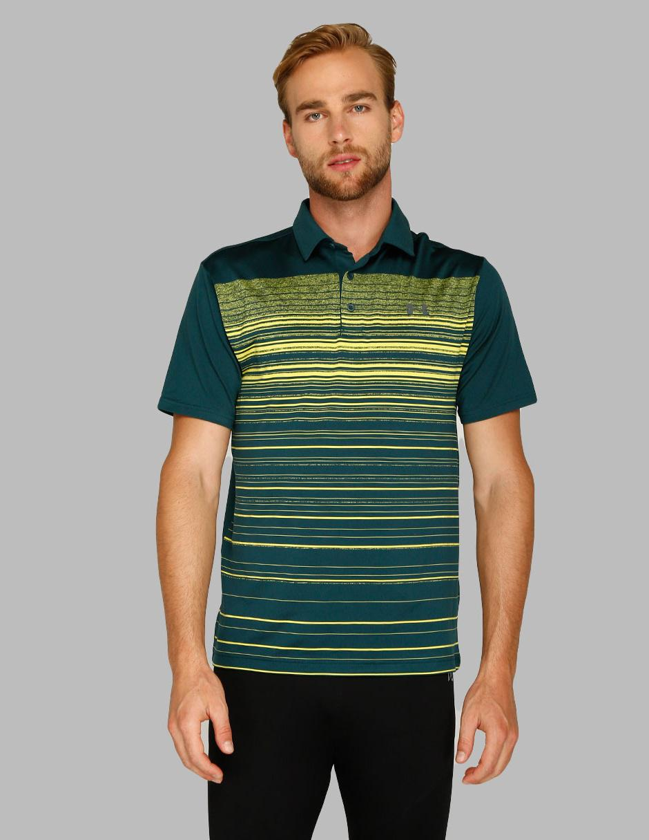Ondular Circular ambulancia  Playera polo Under Armour golf para caballero en Liverpool