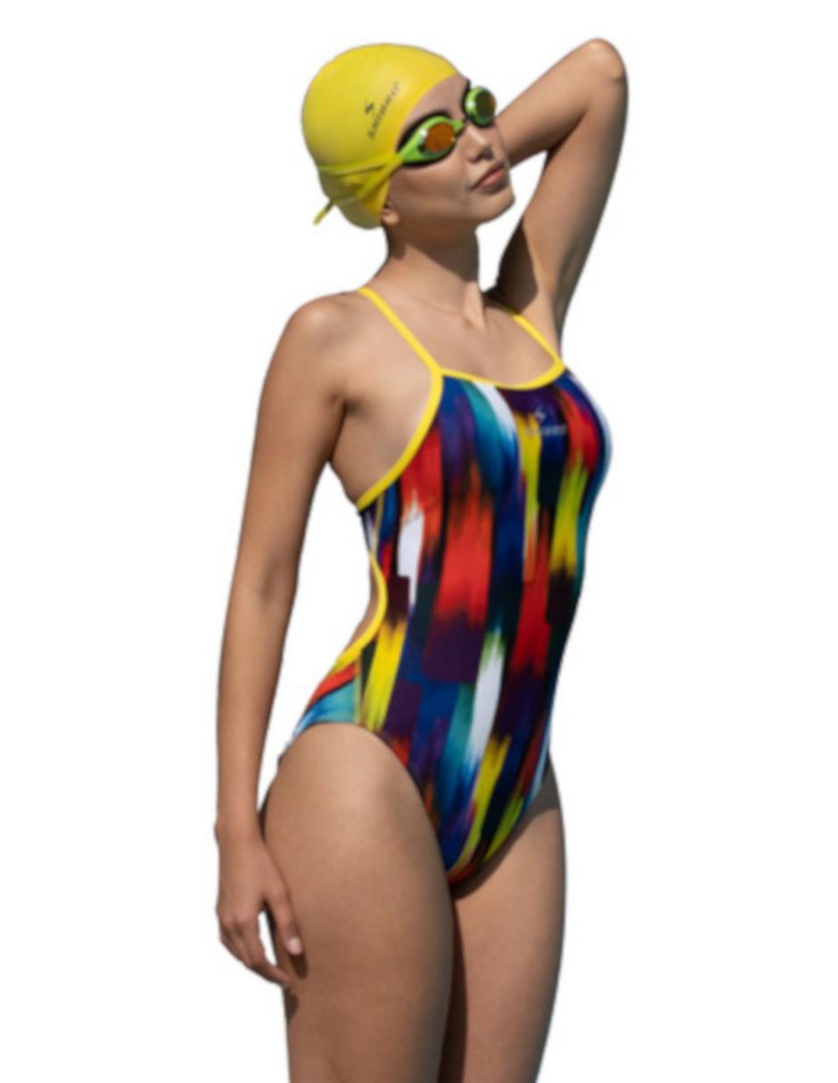 99883ab857b5 Traje de baño Shibro natación para dama