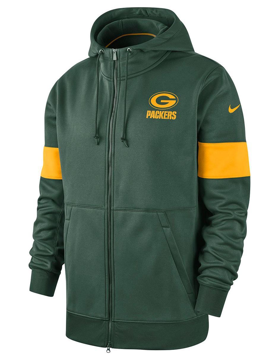 último estilo mejor amado zapatillas de skate Sudadera Nike Green Bay Packers fútbol americano para caballero