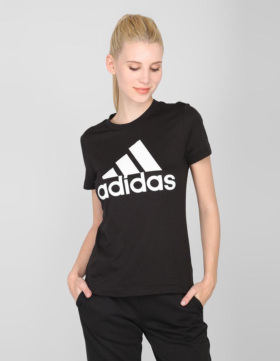 adidas ropa deportiva, Jersey de malla de cuello redondo de
