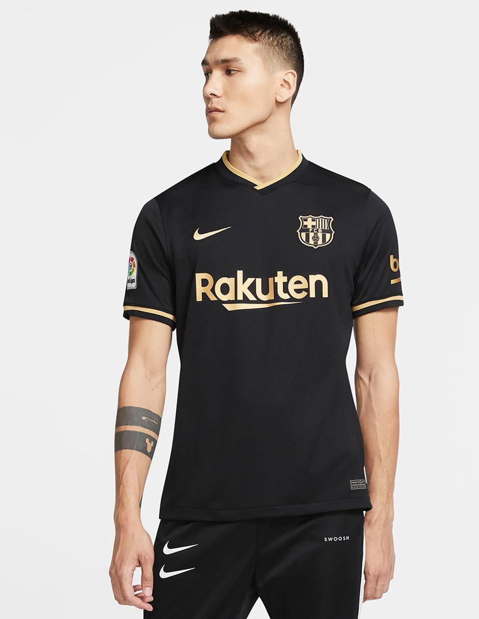 Mutilar Suplemento Revisión  Jersey Nike Réplica FC Barcelona Visitante para caballero en Liverpool