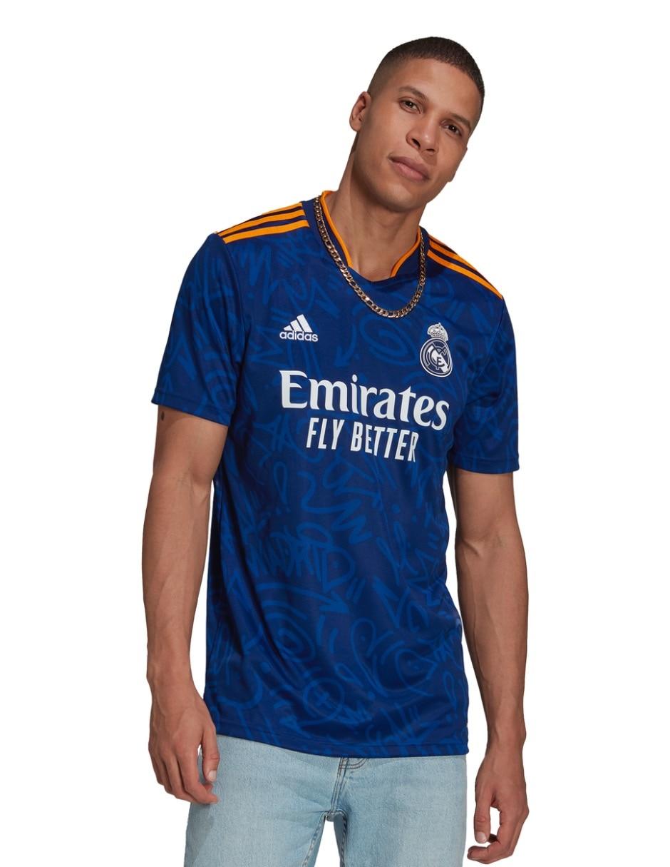 Jersey ADIDAS Réplica Club Real Madrid Visitante para hombre en ...